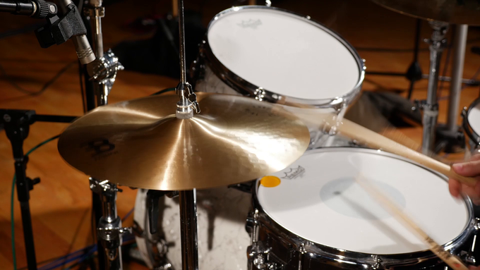 "14"" Medium Hihat video"
